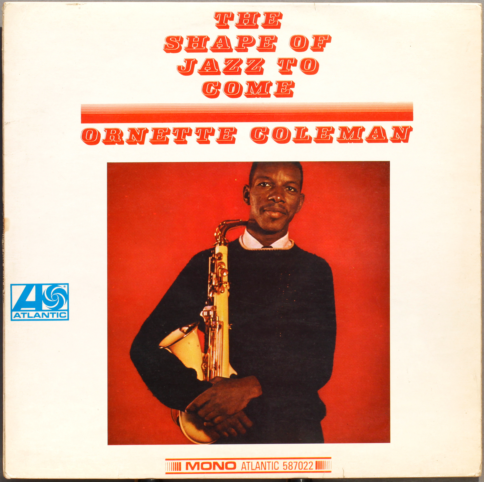 """Ornette Coleman """"Shape of Jazz to Come"""" (1959 ..."""