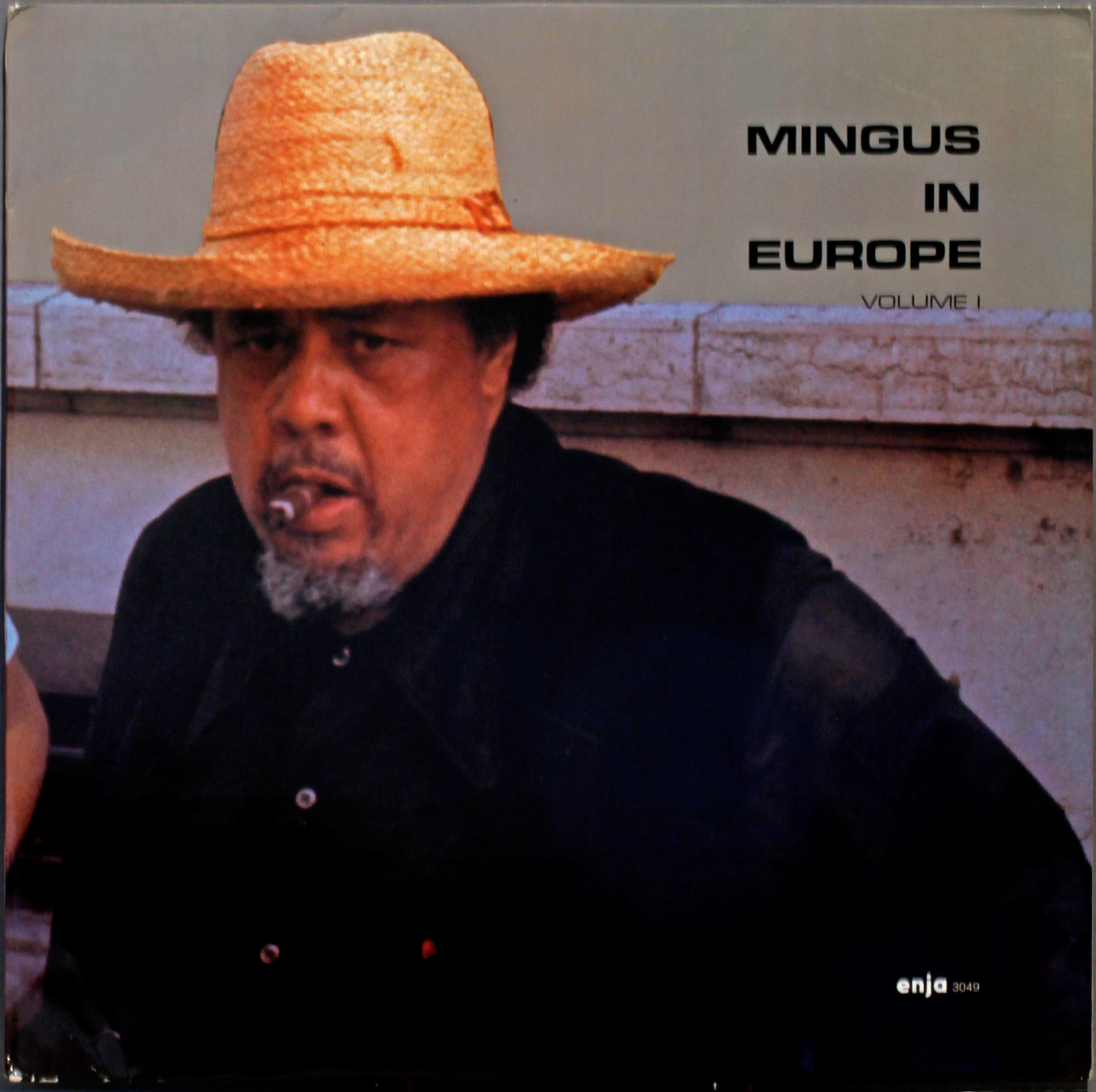Mingus Live In Europe Vol 1 1964 Enja Londonjazzcollector