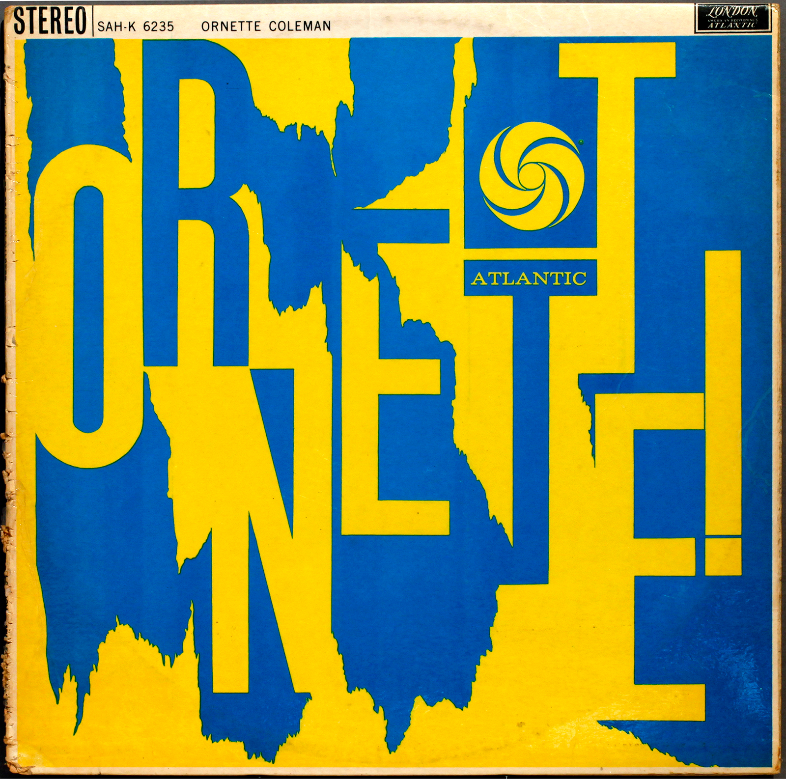 One More For The Jazz Bohemians Ornette 1961
