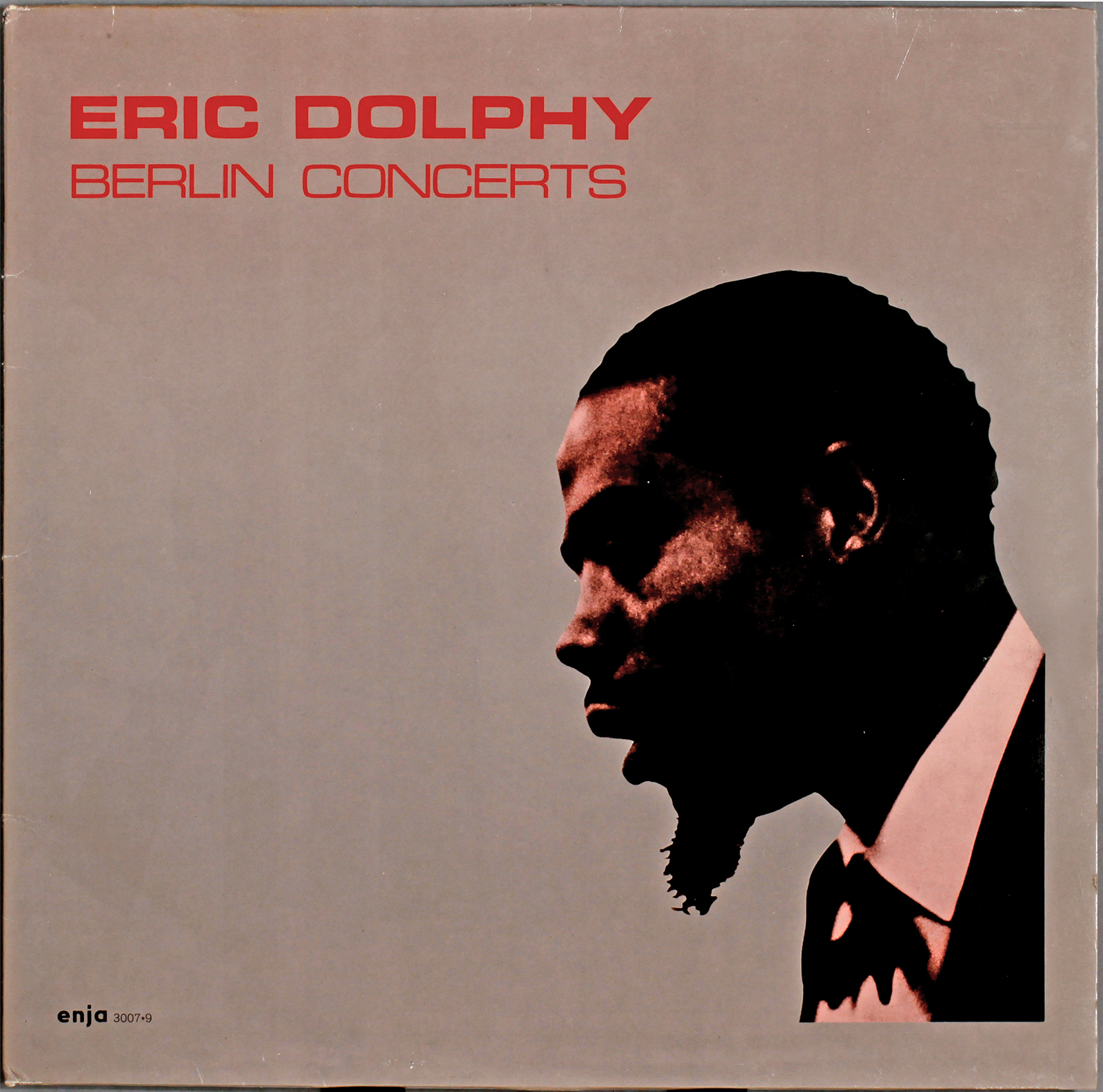Eric Dolphy Berlin Concerts 1964 Londonjazzcollector