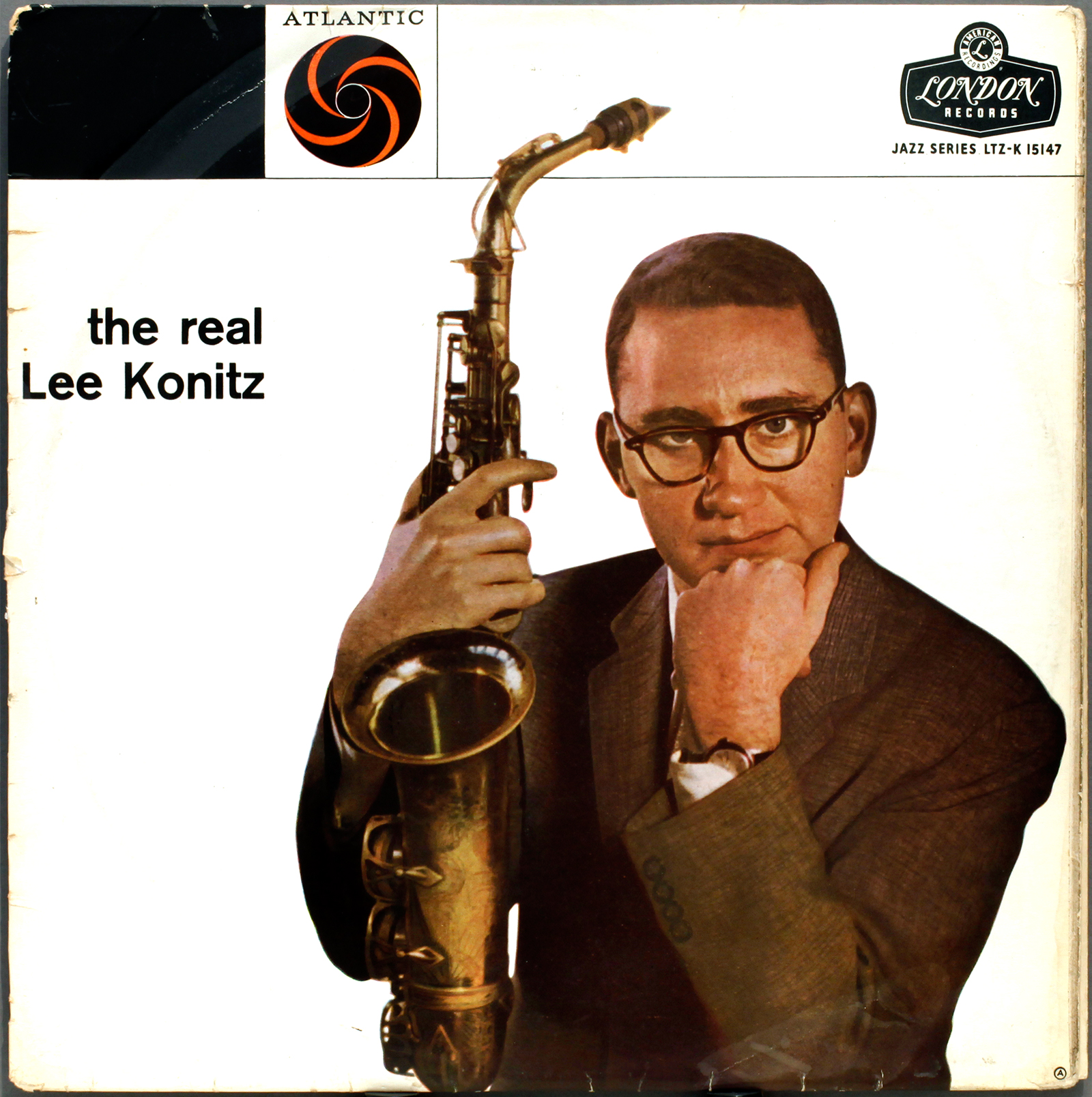 The Real Lee Konitz 1958 Londonjazzcollector