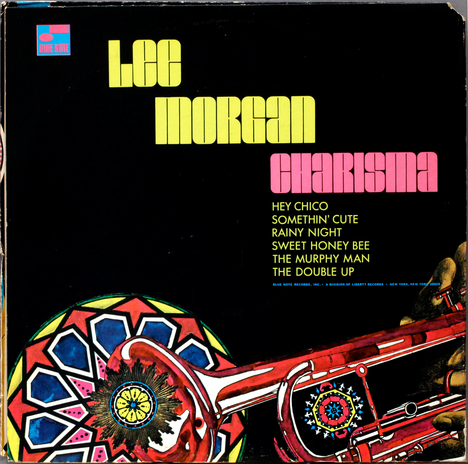 Lee Morgan Charisma