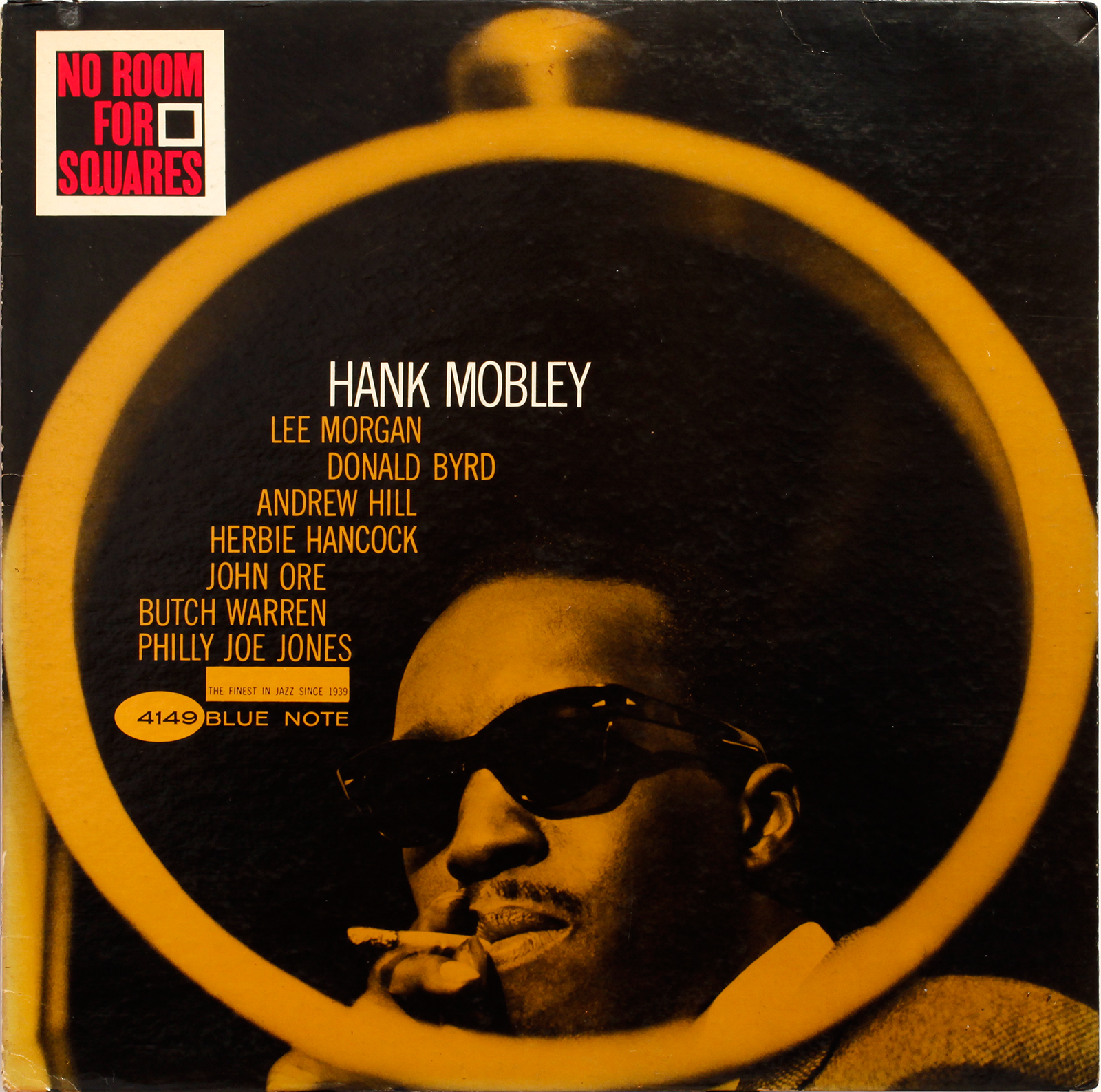 Hank Mobley No Room For Squares 1963