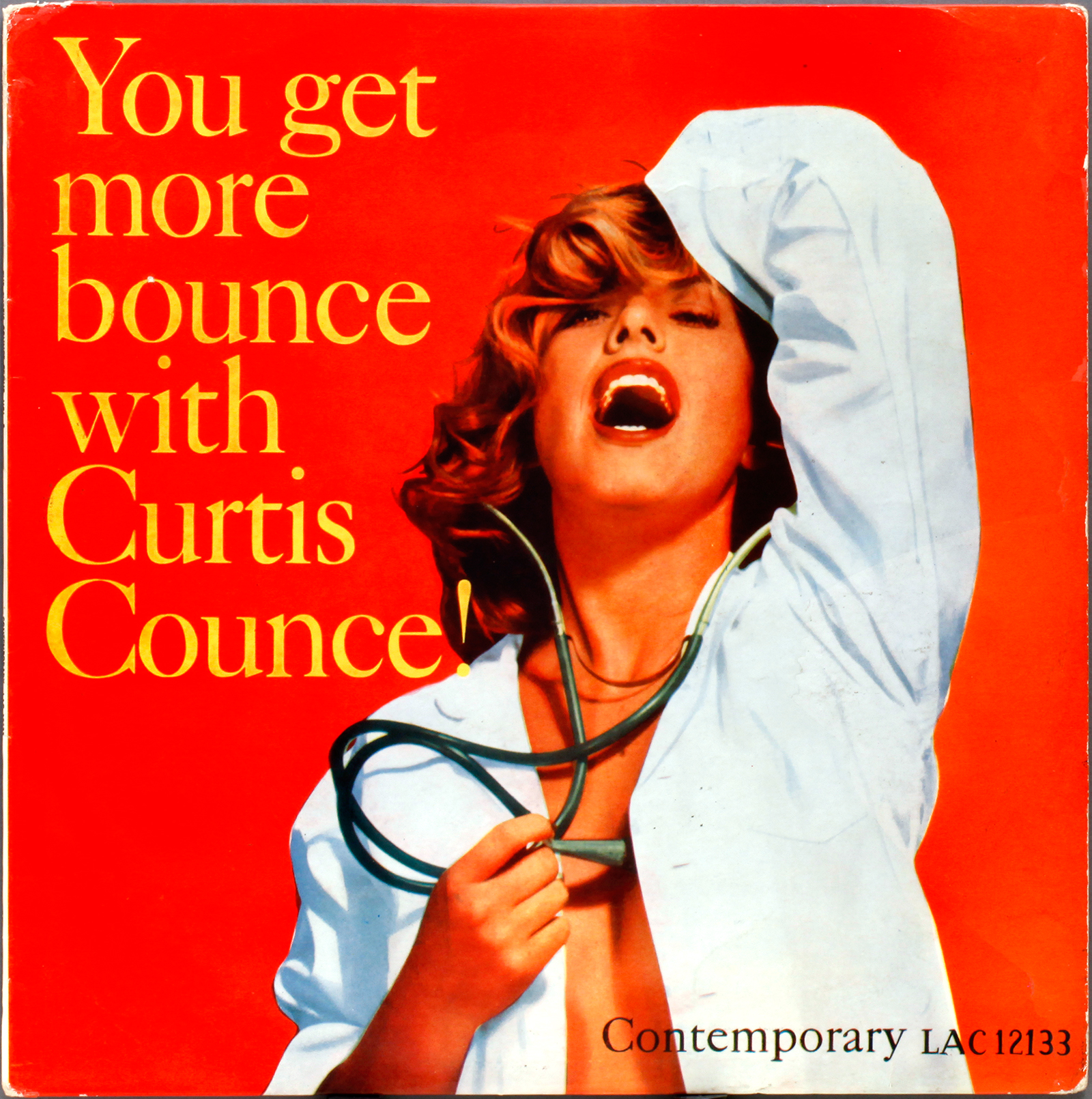 Curtis Counce Group Volume 2 (Counce's Bounce) 1957