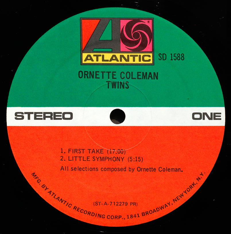 atlantic us label 1955-75 | londonjazzcollector