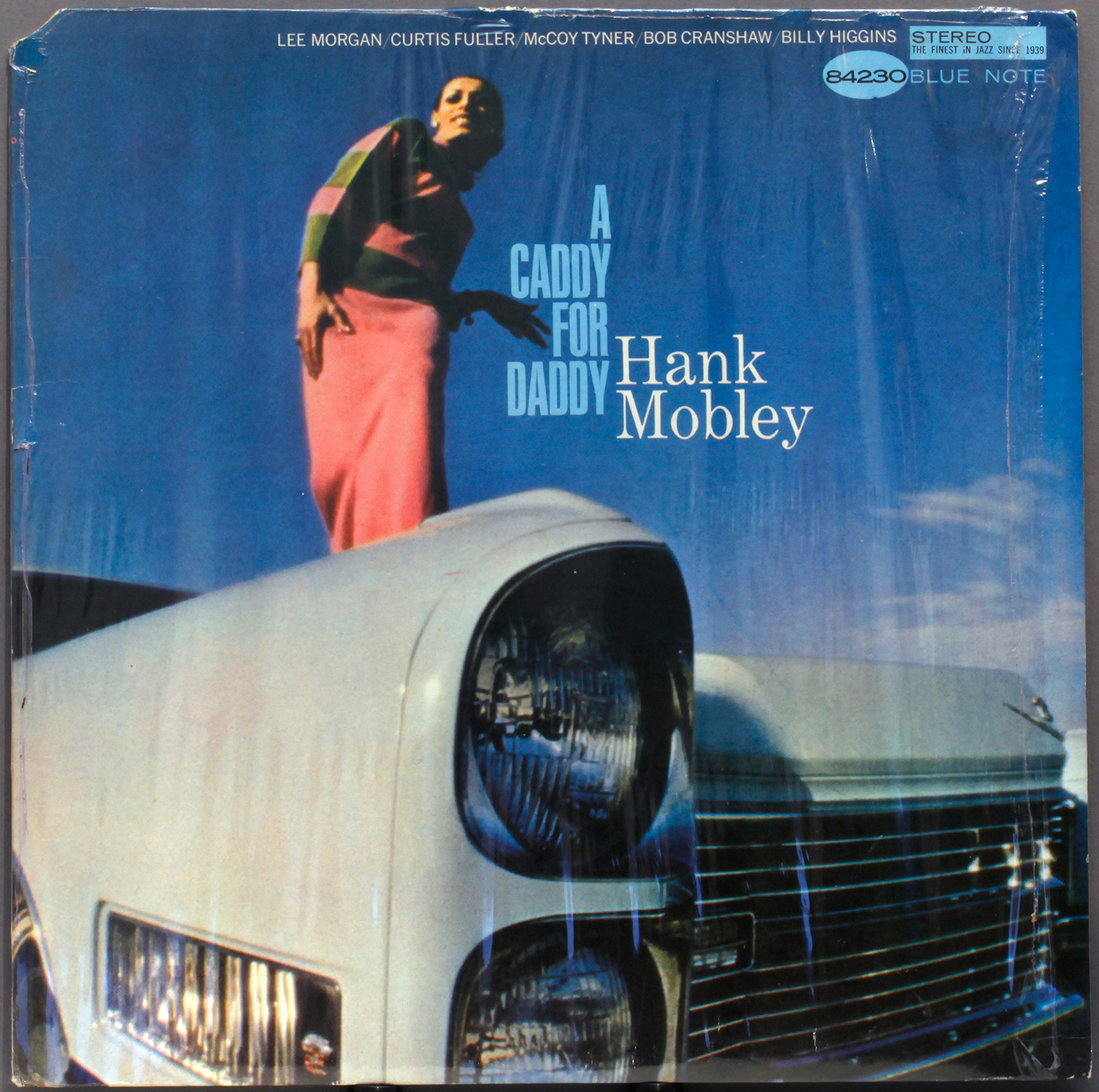"Hank Mobley ""Caddy for Daddy"" (1965) 