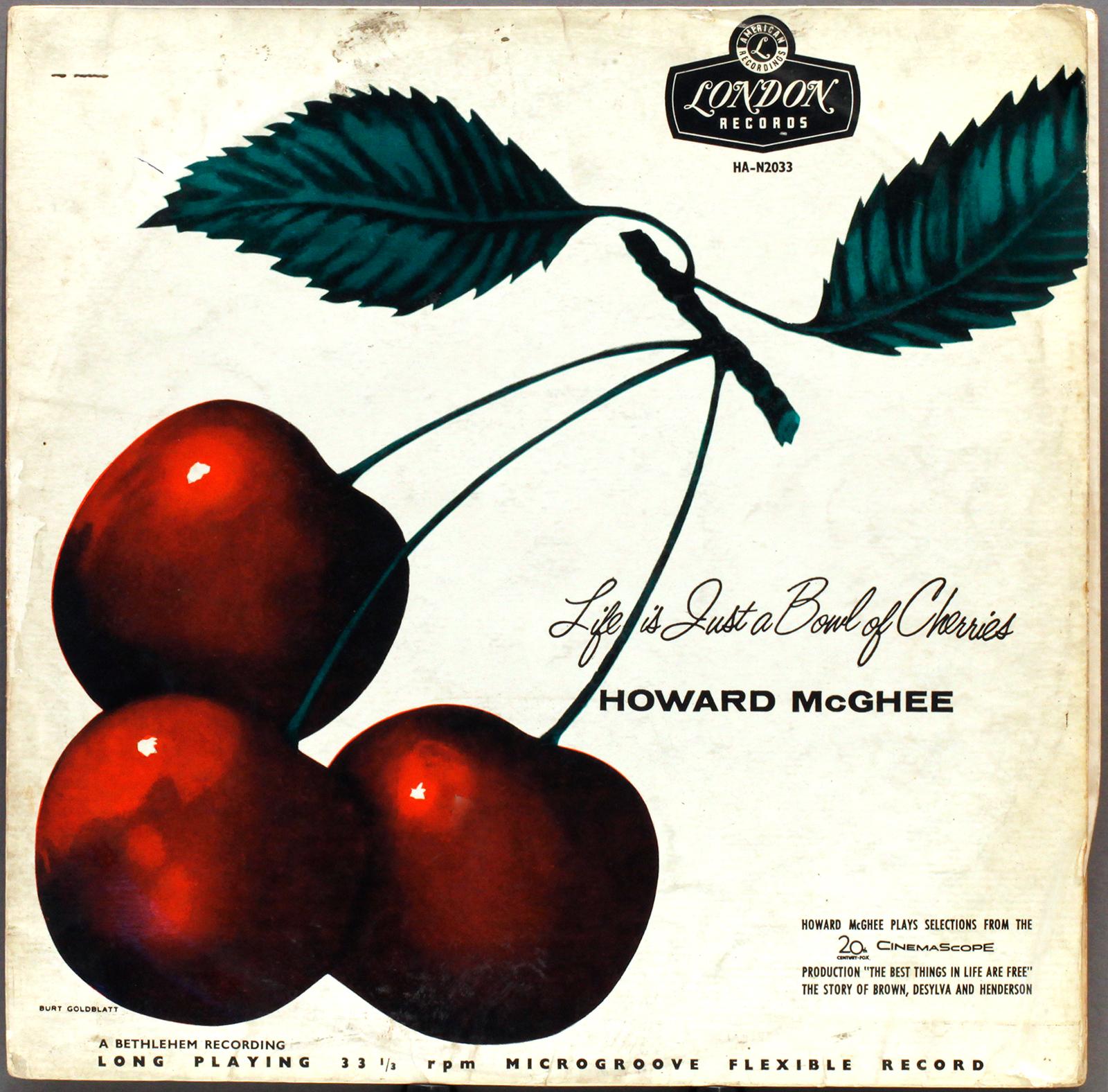 Howard McGhee Life Is Just A Bowl Of Cherries