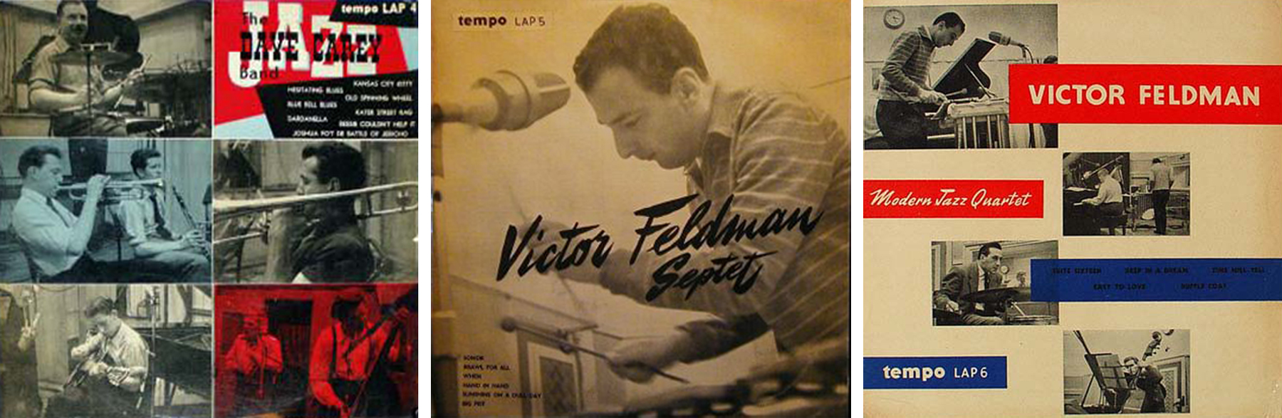 The Victor Feldman Trio Theme From