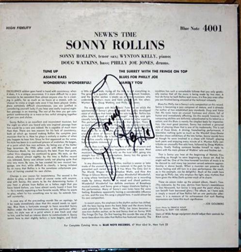 Rollins-signature