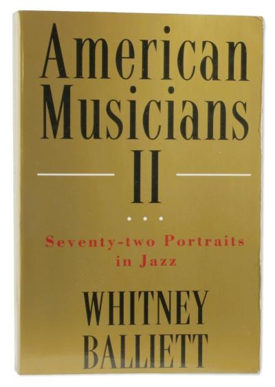 Whitney-Balliett-American-Musicians-11e