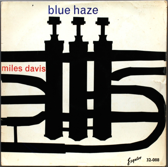 Miles Davis Blue Haze 1953 4 Londonjazzcollector