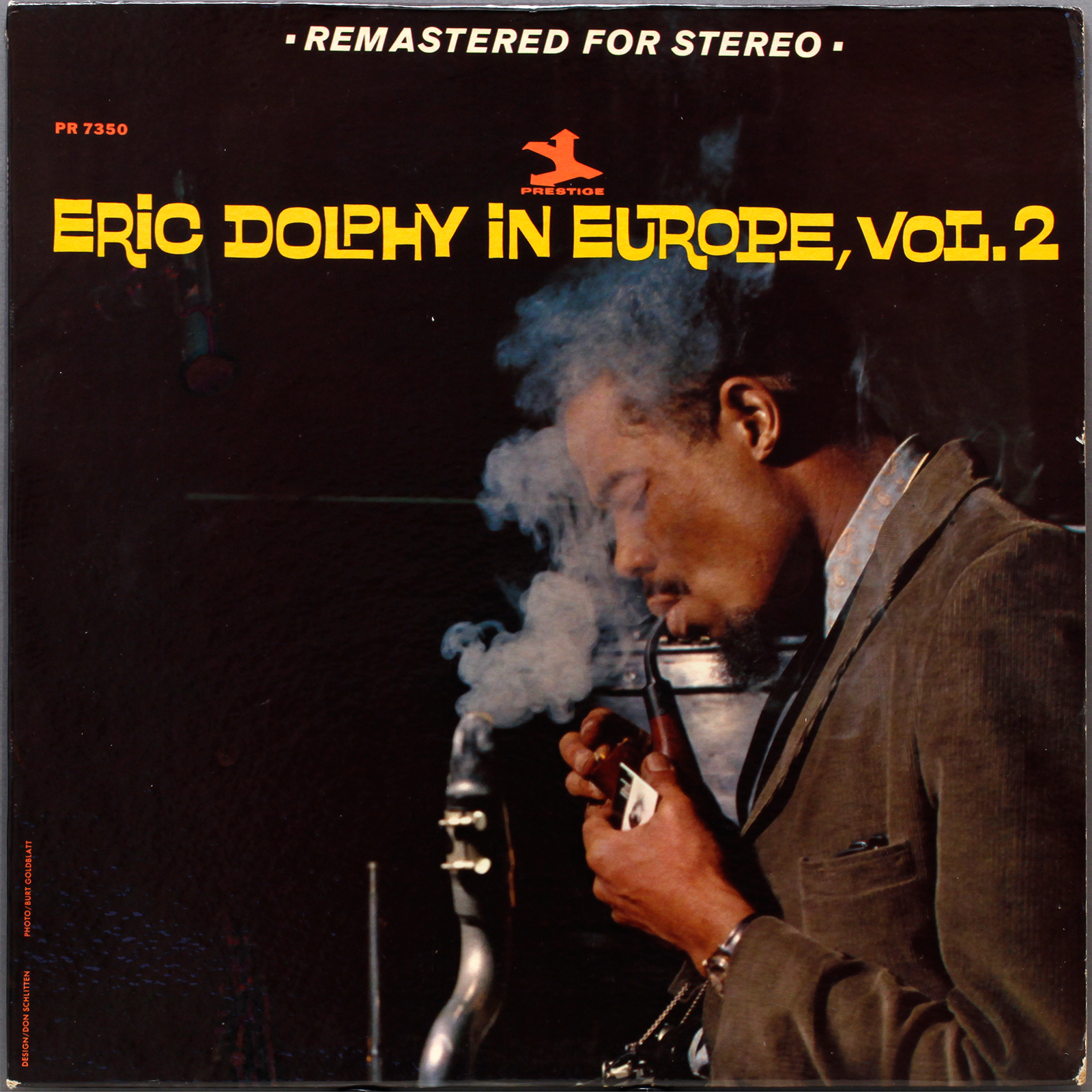 Eric Dolphy In Europe Vol 2 1961 Londonjazzcollector