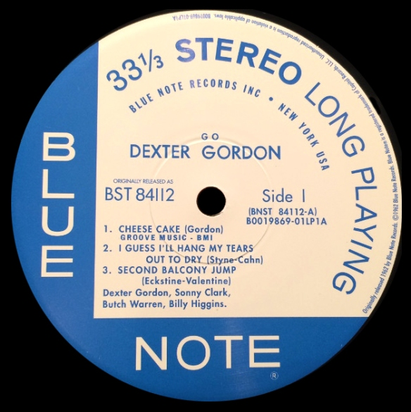 75 blue note 75 labe LJCl