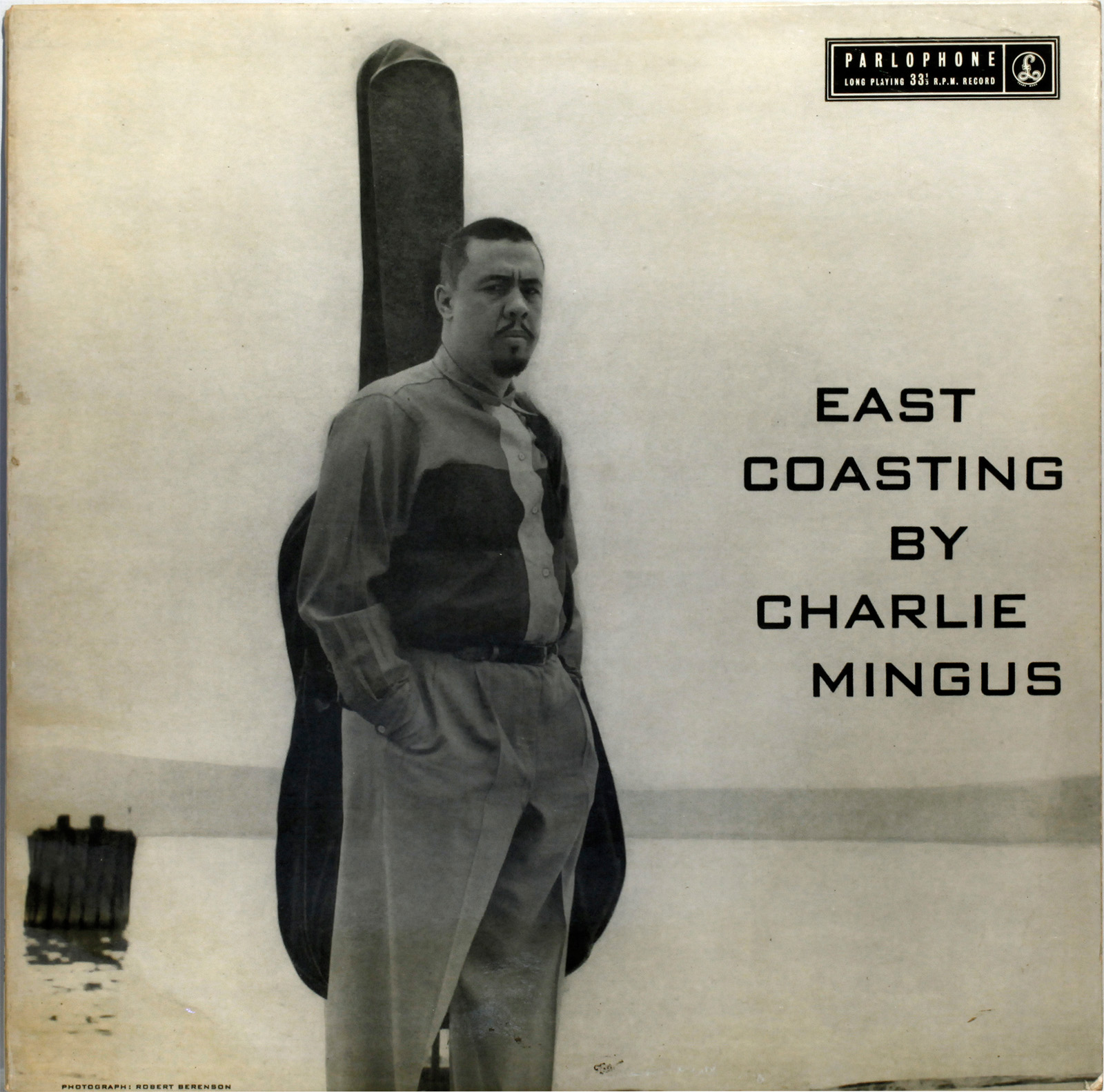 Charles Mingus East Coasting 1957 Londonjazzcollector