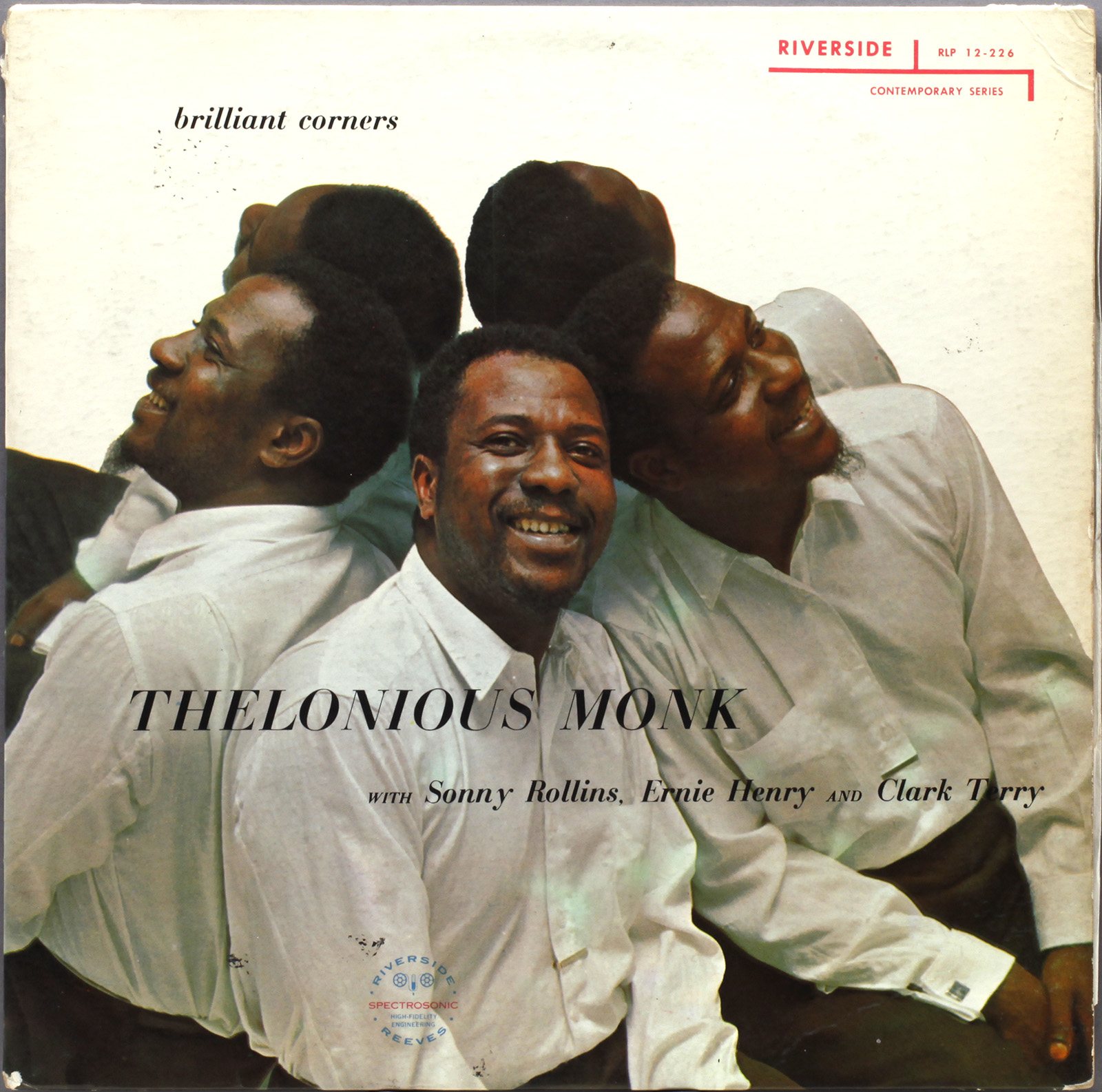 Thelonious Monk Ldquo Brilliant Corners Rdquo 1956