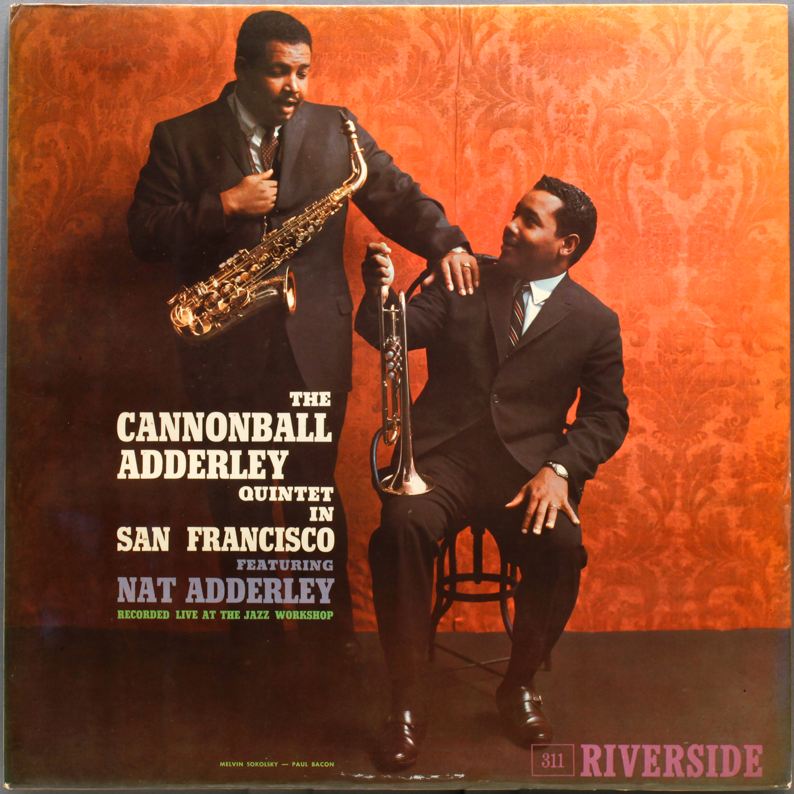 The Cannonball Adderley Quintet Plus