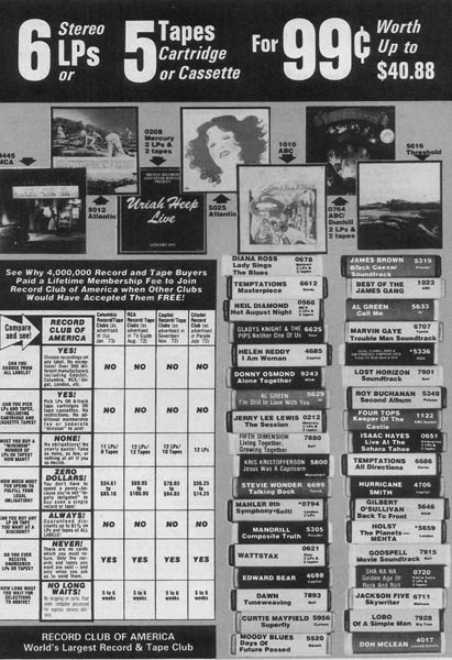 Blue Note Records: United Artists era (1970-79