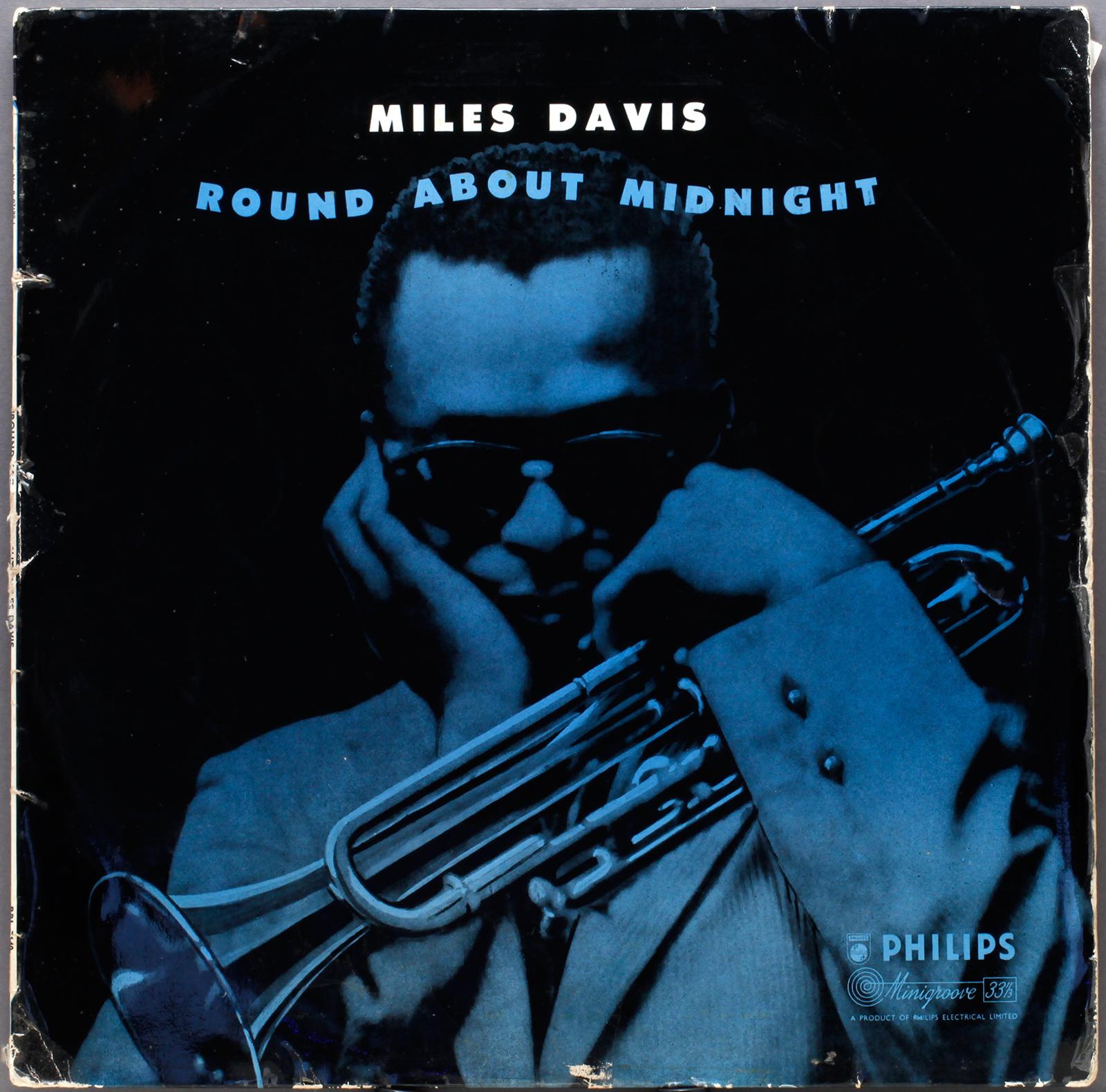 Miles Davis Round About Midnight 1956 Londonjazzcollector