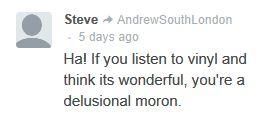 Steve says