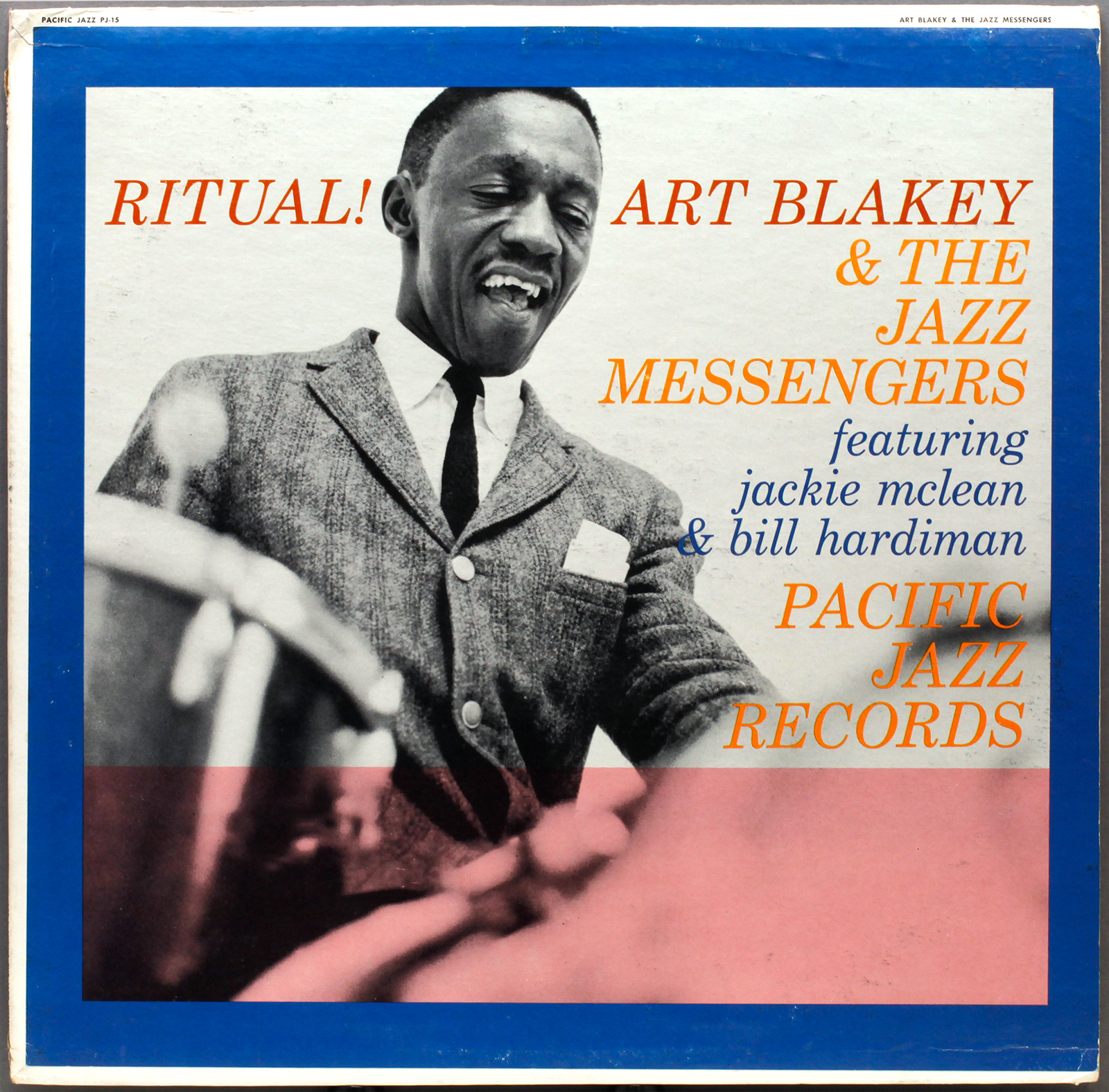 Art Blakey Ritual 1957 Pacific Jazz Londonjazzcollector