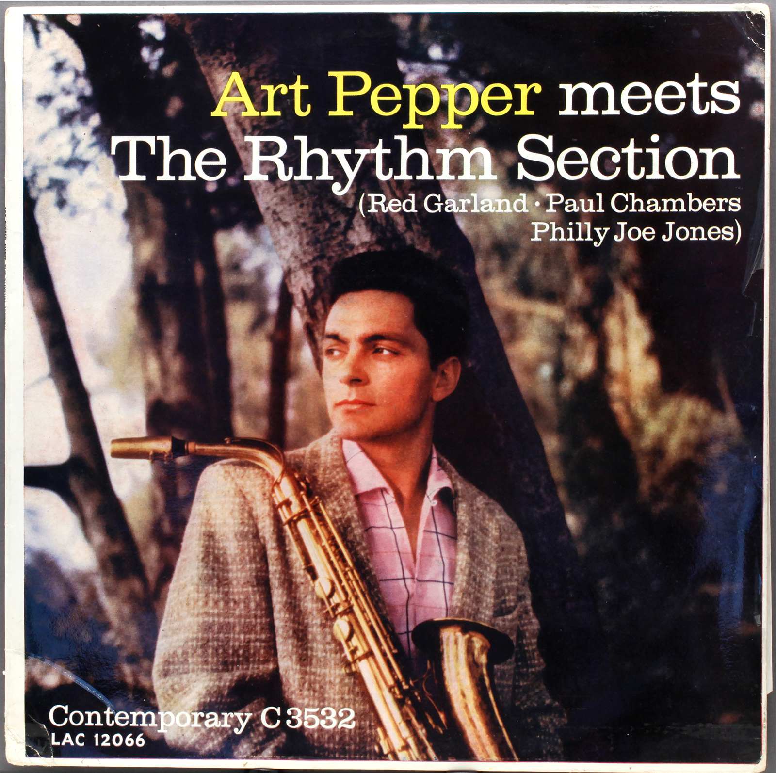 Art Pepper Meets The Rhythm Section 1957 Uk