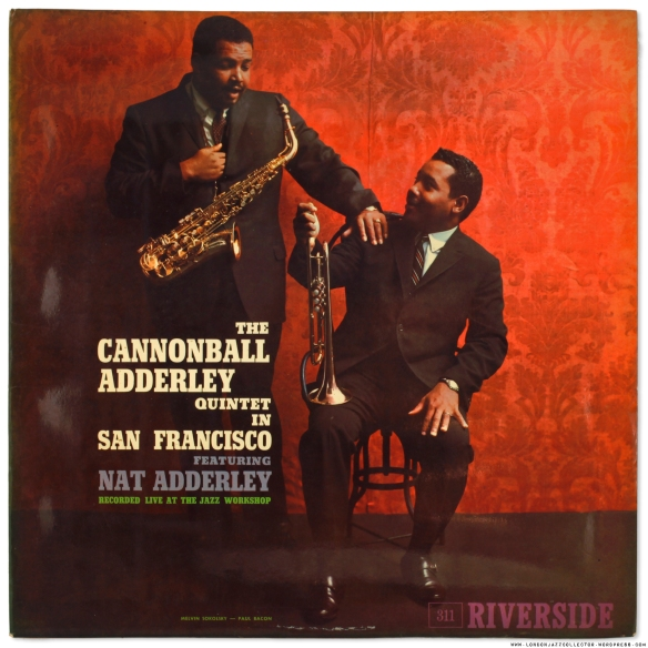 Cannonball Adderley Quintet in San Francisco_cover_1920px LJC