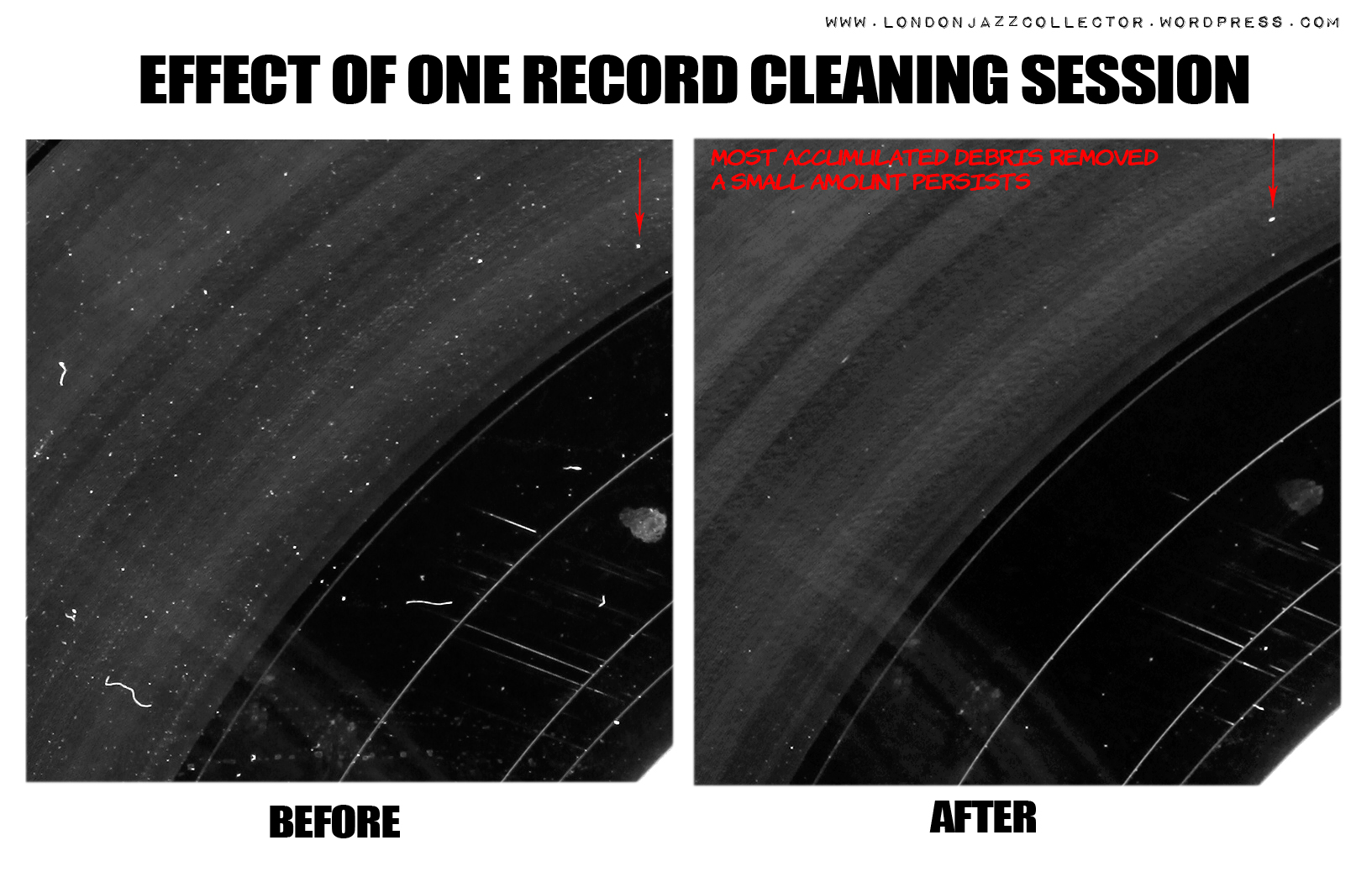 Record Cleaning 1 Wash Vacuum Londonjazzcollector