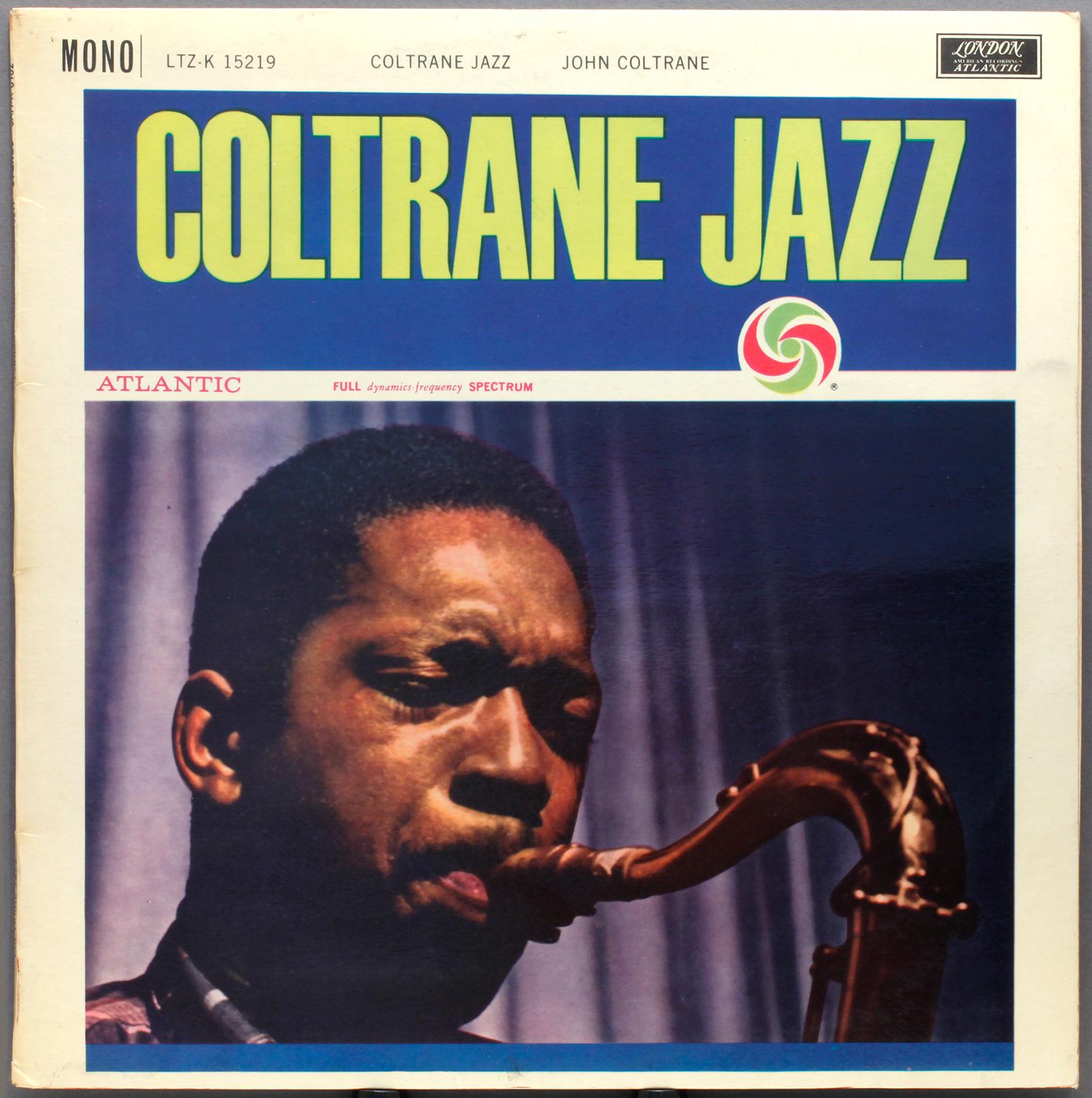 Coltrane Jazz 1960 London Atlantic Londonjazzcollector