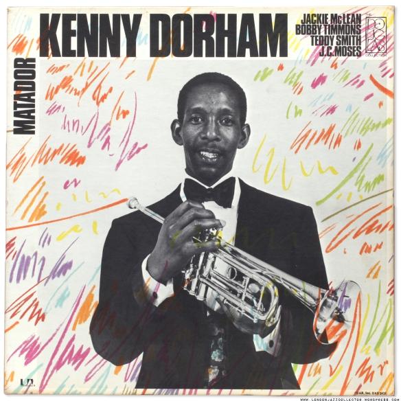 Kenny Dorham Matador 1962 Ua Re Londonjazzcollector