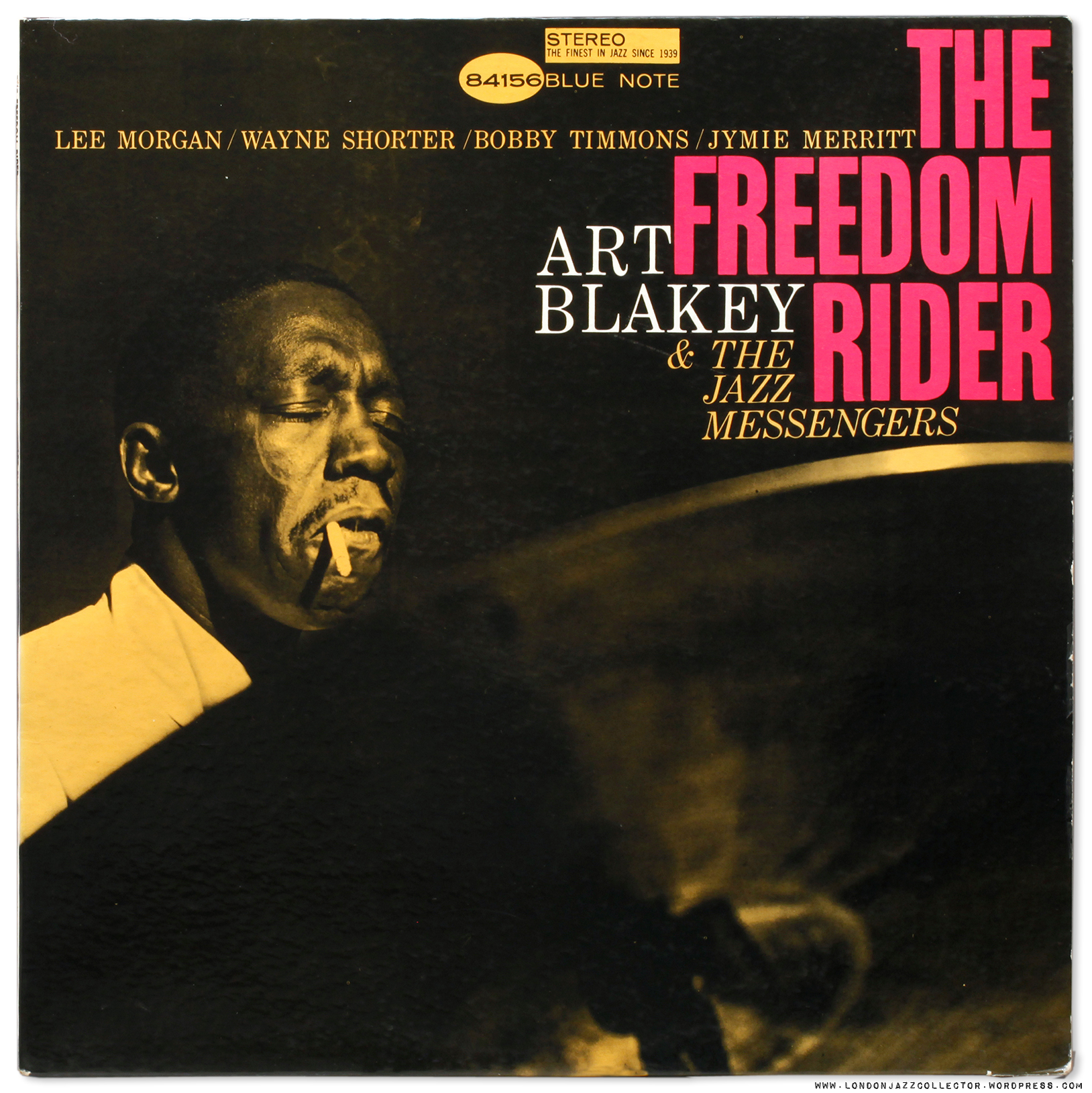 Art Blakey The Freedom Rider 1961 Blue Note