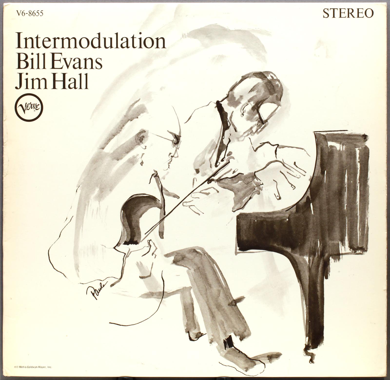Bill Evans Jim Hall Intermodulation 1966 Verve