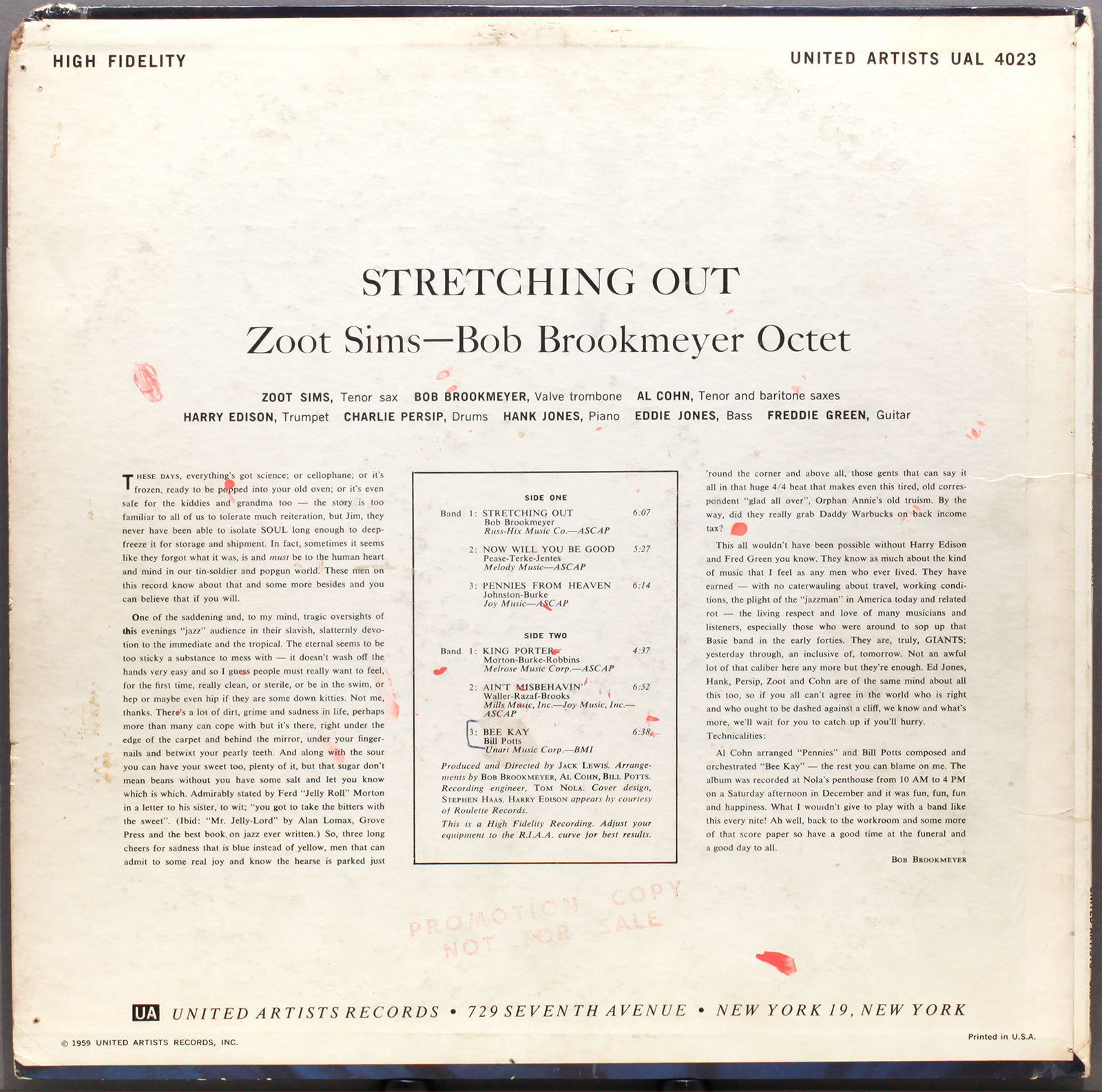 Zoot Sims Down Home