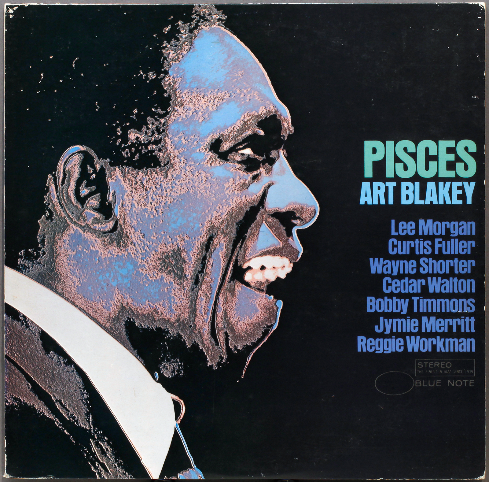 Art Blakey Pisces 1961 Japan Only Londonjazzcollector