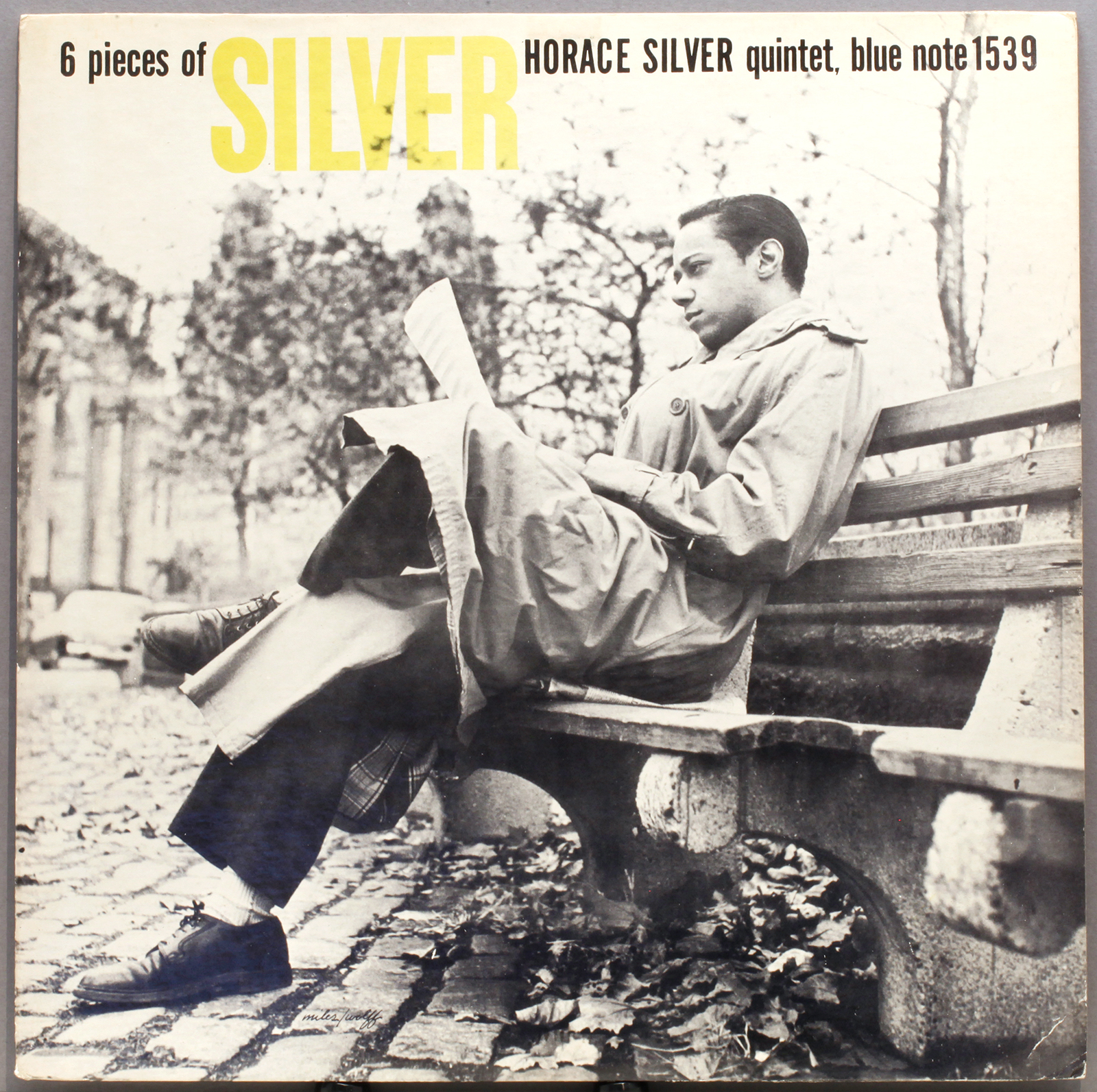 Horace Silver Six Pieces Of Silver 1956 Blue Note