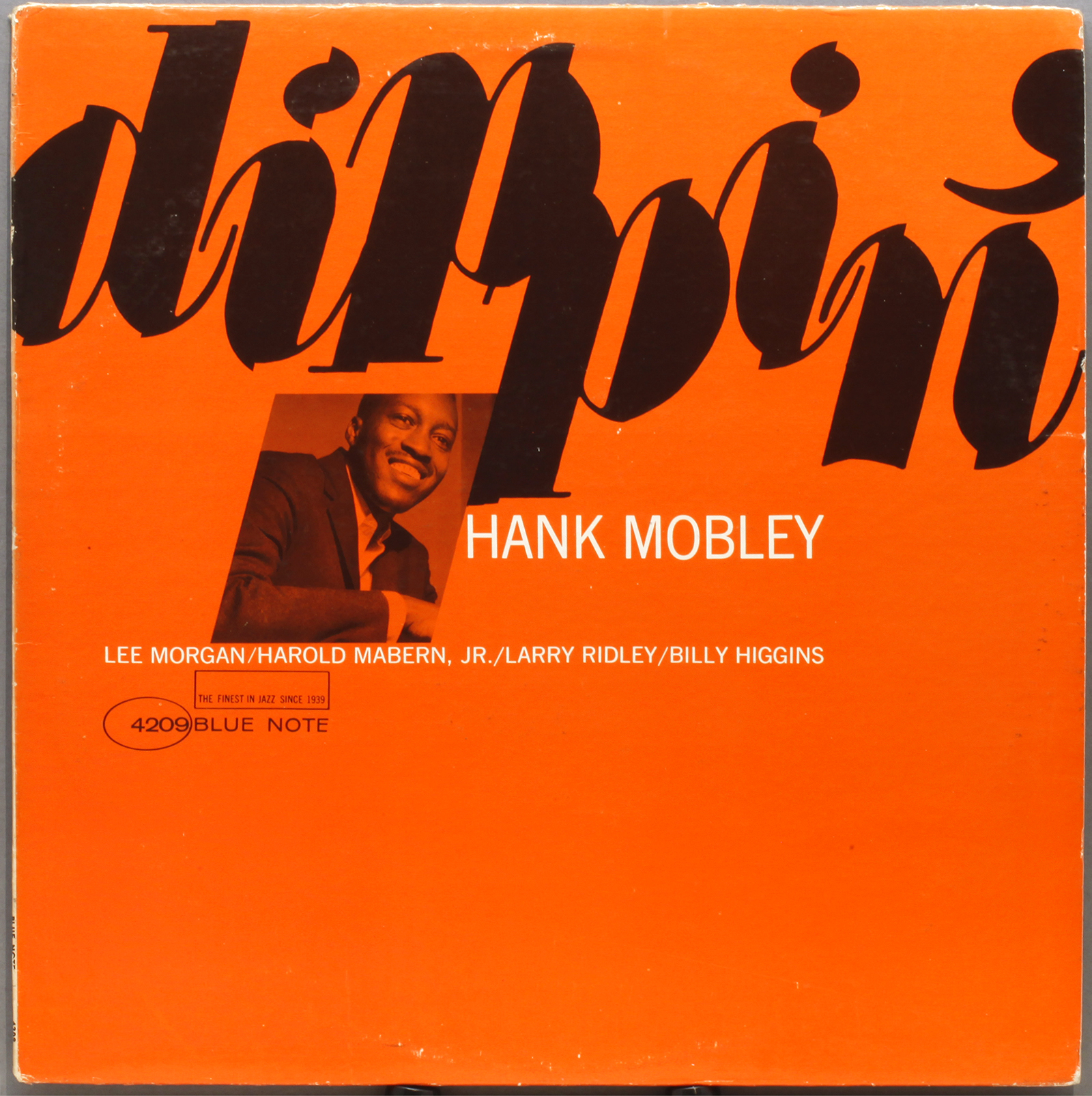 Hank Mobley Dippin 1965 Liberty Blue Note