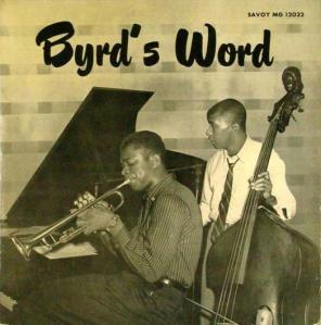 US Savoy Byrds Word