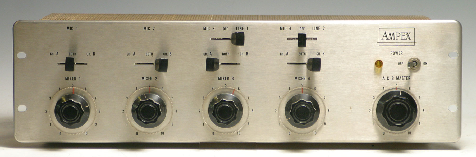 Mono Stereo Londonjazzcollector To Circuit Ampex Mx 10 Small1