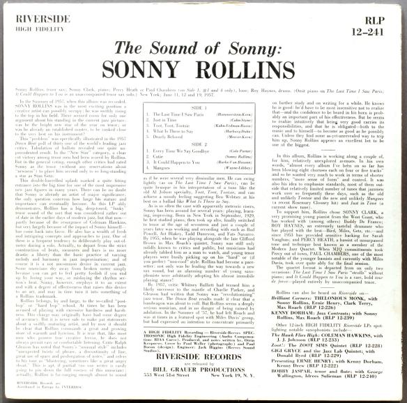 RLP-12-241-Sonny-Rollins-The-Sound-of-Sonny-back-1600