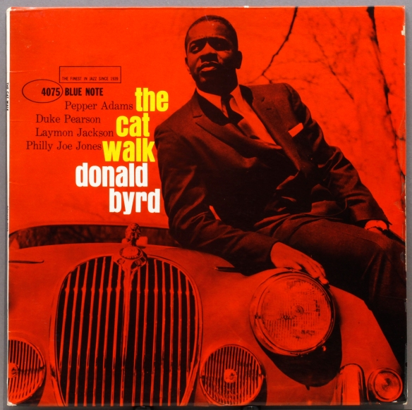 Leja Re 8 D Audio Mp3 Song By Walking: Donald Byrd Catwalk (1961) Blue Note