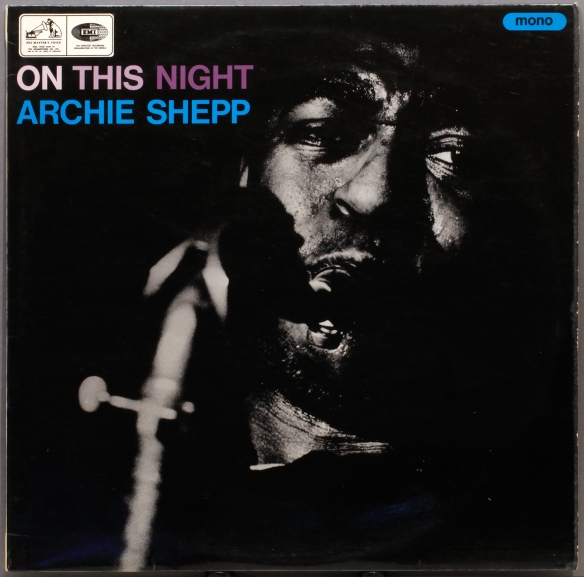 CLP6531-Archie-Shepp-On-This-Night-front-1600