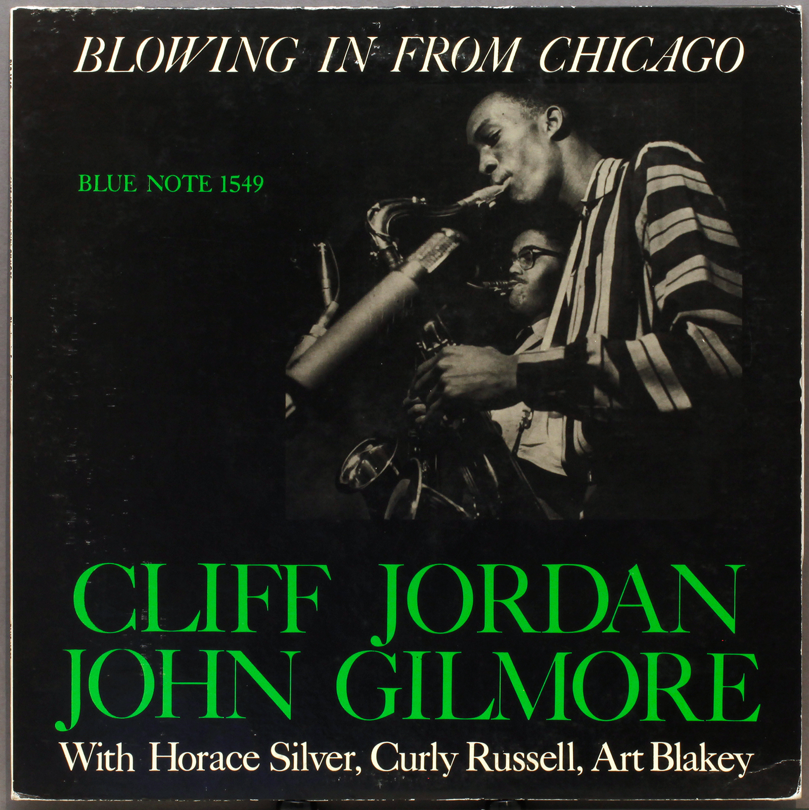 Jordan Gilmore Blowing In From Chicago 1957 Pathe