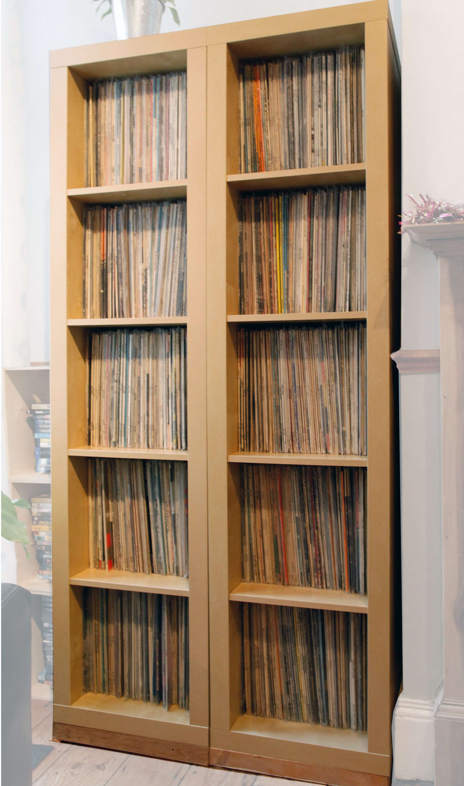Ikea vinyl record storage 28 images kallax for Ikea kallax records