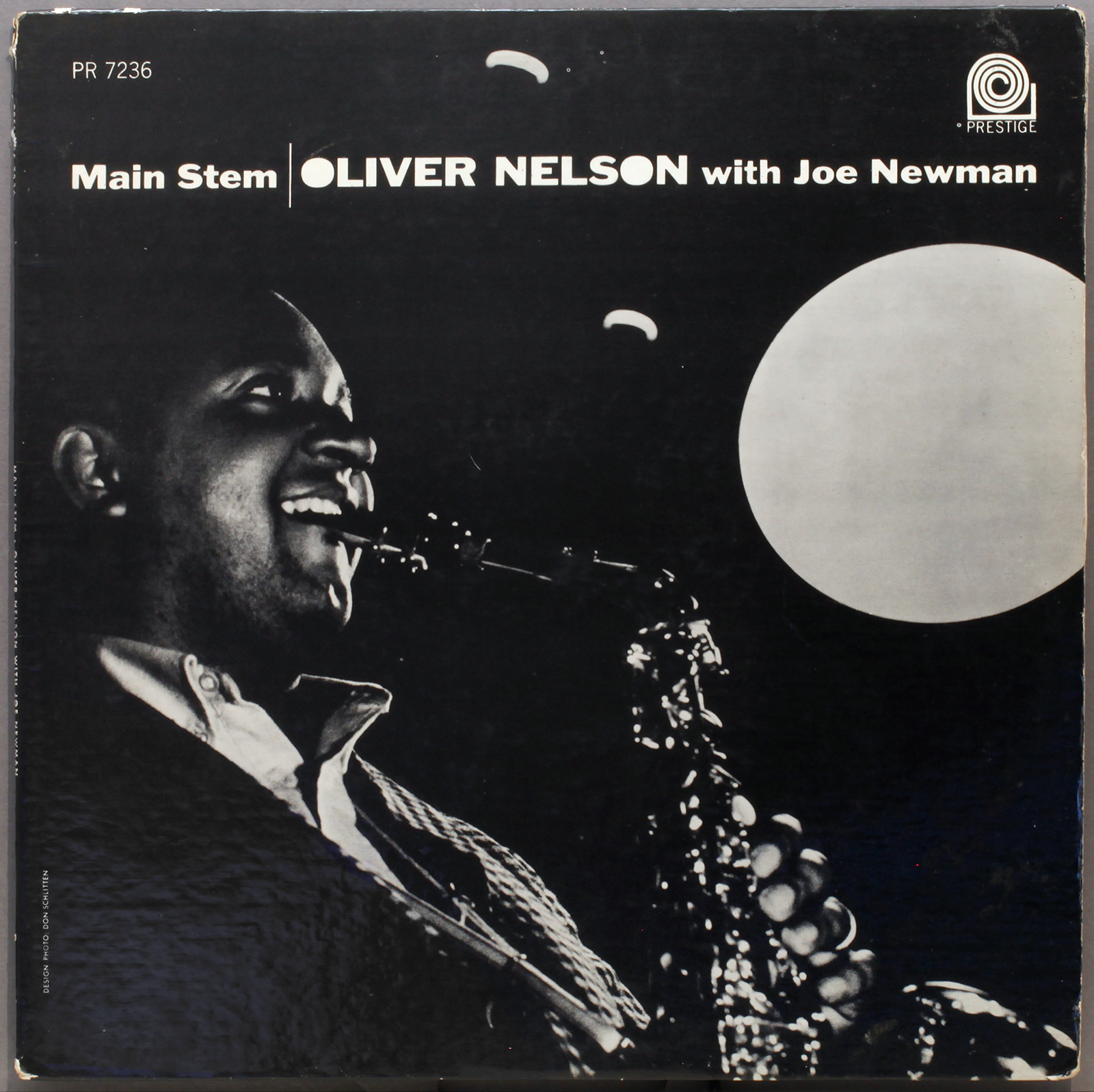 Oliver Nelson And The