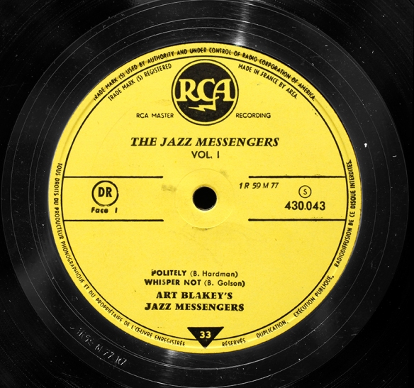 RCA guide Yellow-3.60 label