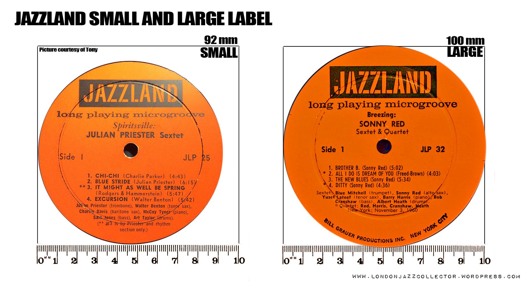 Jazzland Londonjazzcollector