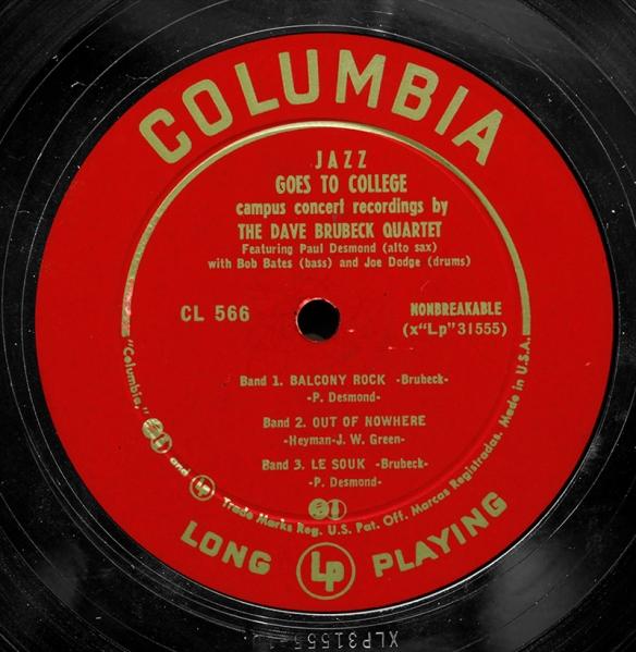 Columbia 1954 800