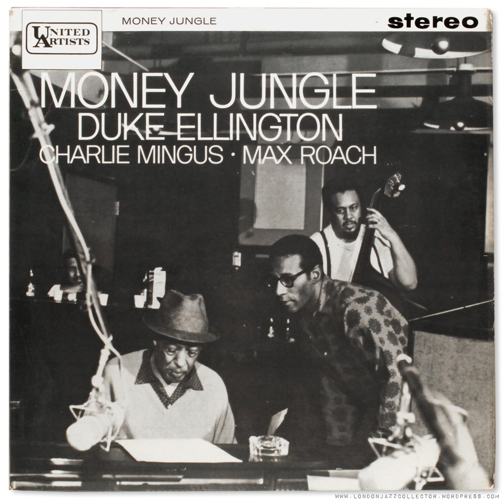 Duke Ellington: Money Jungle (1962) UK United Artists | LondonJazzCollector