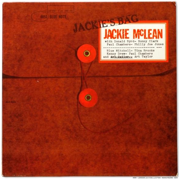 Jackie Mclean Jackies Bag 1959 60 Blue Note