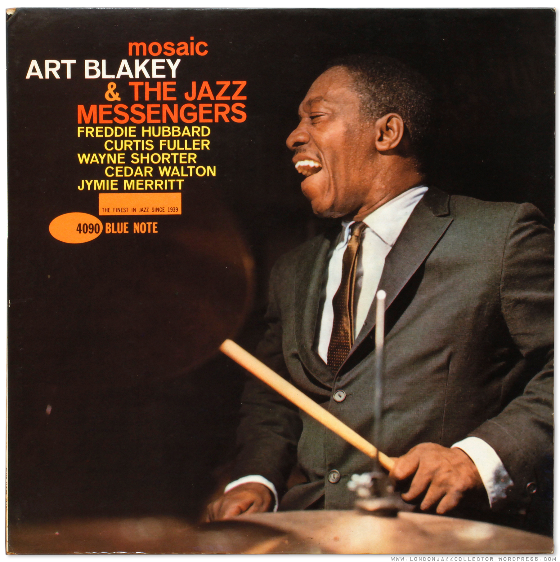 Art Blakey Mosaic 1961 Blue Note Londonjazzcollector