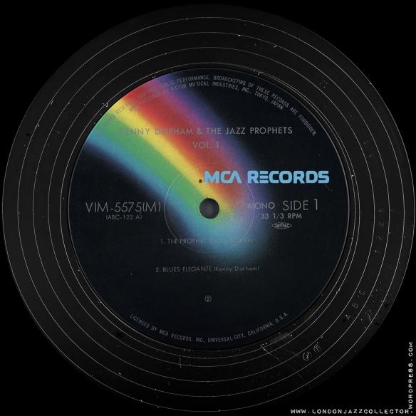 MCA-Japan-Victor-label-1000-LJC